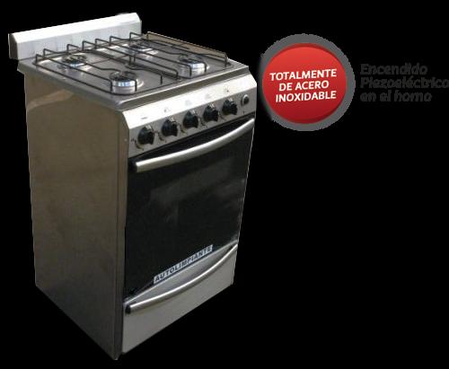 C Sur Cocina | Cocina Modelo Acero Inox C Valvula Consulte Desc En Eftv